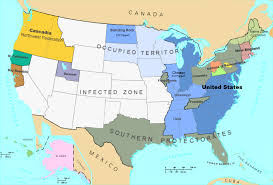 Alternate History Maps 1977 50 To 1979 75 Night Of The Living Alternate History Map Game