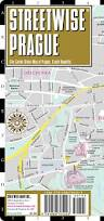 Assembly Row Map Streetwise Prague Map Laminated City Center Street Map Of Prague