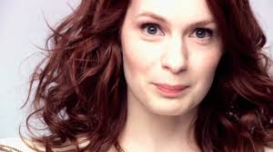 what is felicia day s hair color codex award reel youtube