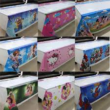 party table covers character pvc table cover evenueparties