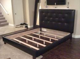 King Bed Frame With Headboard King Bed Frame With Headboard Design King Bed Frame With