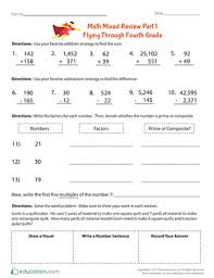 prime and composite numbers worksheets education com