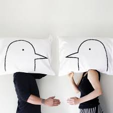 his and hers pillow cases affectionately pillow cases his and pillows