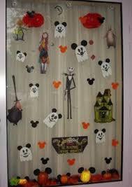 resort window decorating ideas halloween disney stuff