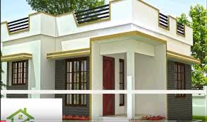 home design with budget 2 bhk low budget home design at 480 sq ft interior home plan