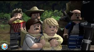 jurassic world jeep lego review lego jurassic world atariage forums