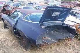 blue 1979 camaro 1979 chevrolet camaro parts car 2