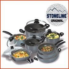 achat batterie de cuisine batterie de cuisine en pour induction best of stoneline