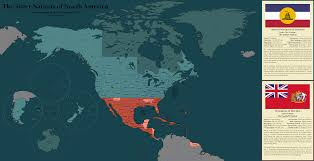 Spanish Map Of North America by Map Thread Xv Page 10 Alternate History Discussion
