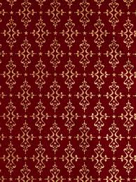 Handmade Gift Wrapping Paper - gold on maroon etoile fine eco luxury designer handmade decorative