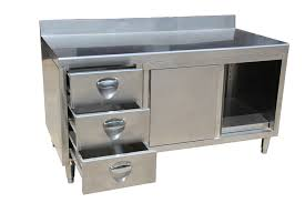 commercial kitchen cabinets stainless steel astonishing commercial kitchen cabinets stainless steel htb11