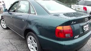 1996 audi a4 sedan walk around