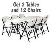 chair and table rental table chair rentals sandismoonwalk tx