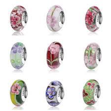 pandora bracelet murano glass images Sg aliexpress murano glass beads sterling silver 925 diy colorful jpg