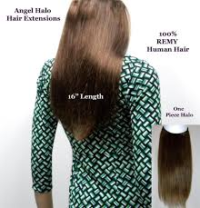 16 Inches Hair Extensions by Hollywood Wigs