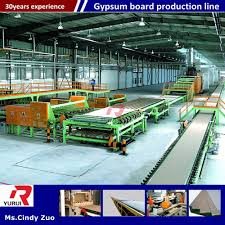 gypsum board machine price gypsum board making machine with knauf