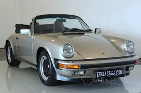porsche 911 1984 1989 for sale at e u0026 r classic cars