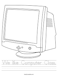 Computer Lesson Worksheets Awesome Collection Of Worksheets For Computer Class In Exle