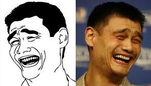 El Meme - yao ming 眇c祿mo naci祿 el meme del exbasquetbolista fotos foto