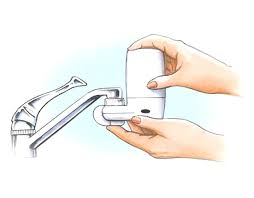 moen kitchen faucet with water filter kitchen faucet with filter imindmap us