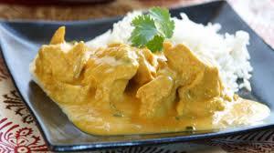 recette cuisine legere recette légère émincés de poulet fondant au curry plats