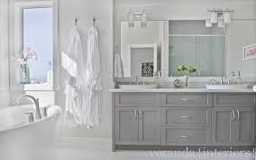 warm gray bathroom vanity veranda interiors master guest
