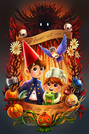 garden wall over the garden wall by tsaoshin on deviantart