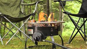 How To Make A Propane Fire Pit by Camp Chef U0027s Fire Pits Youtube