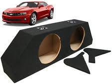 camaro speaker box camaro speaker box ebay