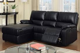 Small Chaise Madison Bonded Leather Sofa Bed With Chaise Centerfieldbar Com