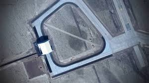Google Maps Area 51 Area 51 U0027s Massive New Hangar Appears In New Google Earth Images Of
