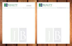 Letterheads For Business by Upmarket Professional Letterhead Design For Neil Buck By Smart