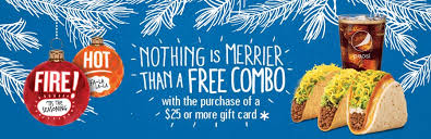 gift card taco bell