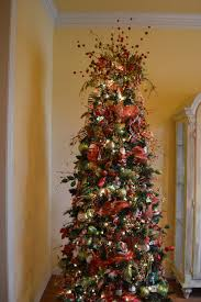 christmas delightful how decorate christmas tree ribbon use best