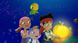 jake and the never land pirates night of the golden pumpkin