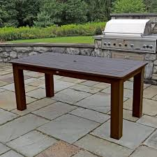 Rectangle Patio Dining Table Highwood Rectangular 36 X 72 Counter Dining Table Ad Ctb37 Free