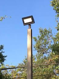 outdoor light pole mount home lighting pole lights outstanding images ideas shoebox street