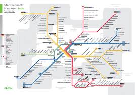 Spain Train Map by Hannover Rail Map