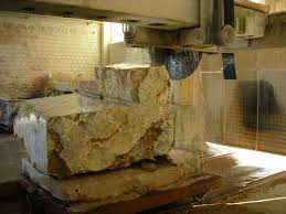 Pics Of Travertine Floors by How Travertine Tiles Are Made