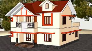 Home Designing 3d by Kerala Home Design 8 House Plan Elevation House Design 3d