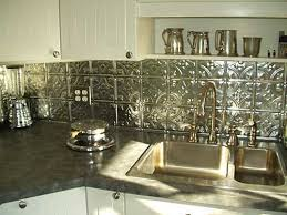kitchen backsplash tin 76 best tin backsplashes images on kitchen ideas