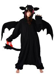 toothless costume how to your toothless kigurumi for adults
