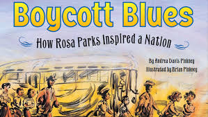 teacher u0027s guide to boycott blues how rosa parks inspired a nation