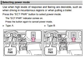toyota prius warning lights guide benefits of the toyota tacoma ect pwr button