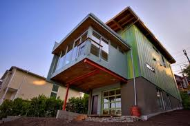small eco friendly house plans top eco friendly house ideas with glass wall home design