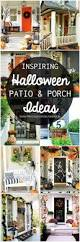 Halloween Home Decorating Ideas Best 10 Halloween Home Decor Ideas On Pinterest Halloween Porch