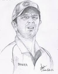sachin nath vg sketches famous sketches drawing sketches