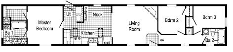 unique 30 3 bedroom trailer floor plans inspiration design of
