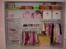bedroom three rods opened shelving four boxes closet organizers