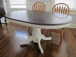 Best Kitchen Table Images On Pinterest Furniture Refinishing - Painting kitchen table